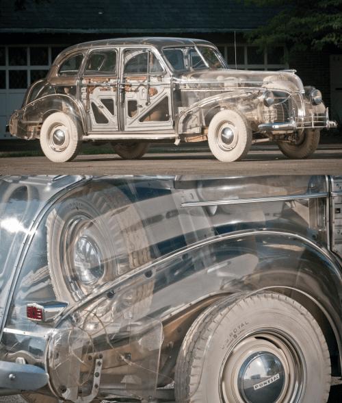transparency of Pontiac