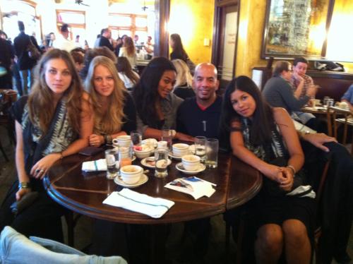 Breakfast club.