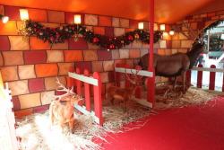 Reindeer Barn
