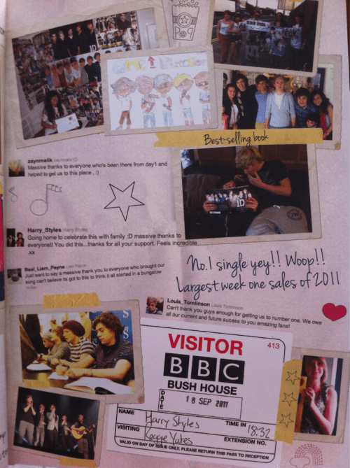 up all night limited yearbook edition - page four