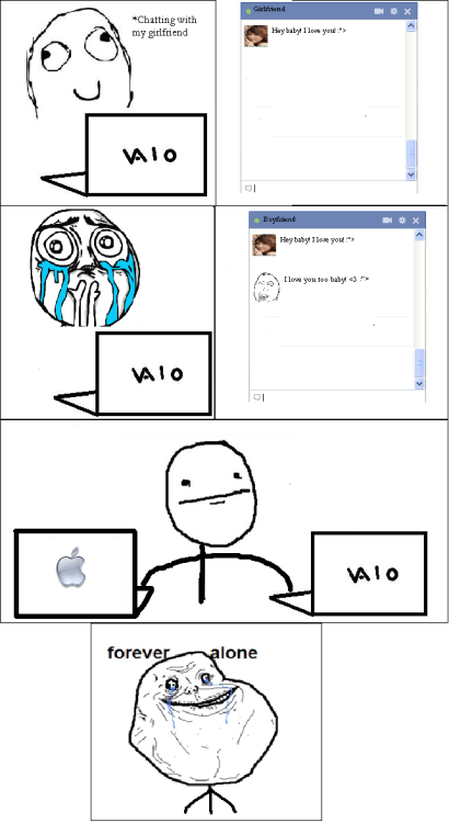 Meme Comic - Chatting with girlfriend  Made and submitted by nostalgicdouchebag