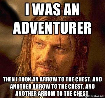 Skyrim Boromir