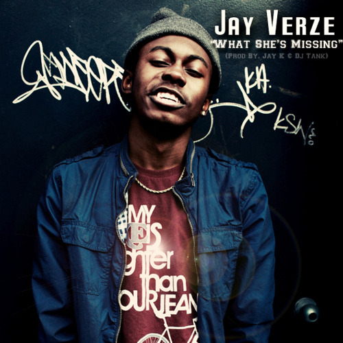 Jay Verze - What She's Missing (Cover Art)