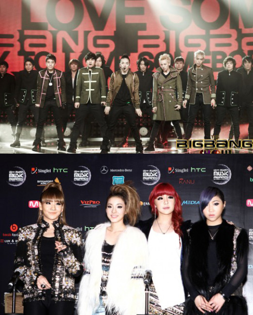 """vipforeverrr:</p><br /><br /><p>Big Bang and 2NE1 to Stand on the Same Stage with LMFAO &amp; David Guetta at SPRINGROOVEBig Bang and 2NE1 to appear at Japan best R&amp;B and Hip-Hop festival """"SPRINGROOVE"""".Japan SPRINGROOVE party said, """"For this festival line-up, Big Bang and 2NE1 were introduced as the main cast.""""Started in 2006, as Japan's largest R&amp;B and Hip-Hop festival, SPRINGROOVE has been known for casting top stars locally and internationally.In 2006, SPRINGROOVE invited Snoop Dogg, and after that, each year they invited Kanye West, Pharrell Williams, Ne-Yo, Rihanna, Keyshia Cole, Akon, T-Pain, TLC, and other great R&amp;B Hip-Hop singers to this big festival.This is Big Bang and 2NE1's first time to be in """"SPRINGROOVE"""", the worldwide blasts of shuffle dance music is said to drive international artists along.Japan SPRINGROOVE party announced that these two groups will have massive appearance, Big Bang as the one who caused explosive movement in worldwide music industry, and 2NE1 as Asia, as well as worldwide, next generation pop icon who will lead.Last year, GD&amp;TOP and 2NE1 was planned to appear in SPRINGROOVE festival for the first time, and also with famous rapper, Florida. However, it was cancelled due to earthquake that occurred in northeastern Japan.Big Bang and 2NE1 are planned to revive 2012 """"SPRINGROOVE"""" festival again through the power of Korean music.""""2012 SPRINGROOVE Festival"""" will be held on March 31 at Kobe World Memorial Hall in Osaka, Japan, and on April 1 at Makuhari Messe Hall at Chiba.</p><br /><br /><p>"""