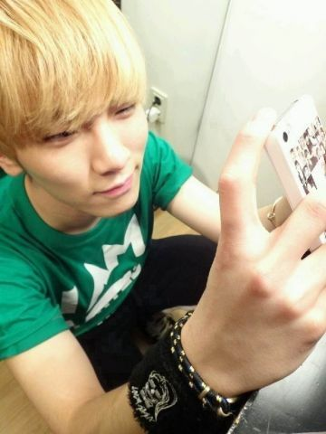 Key - SMTOWN 'I AM' Movie Update 120507 Credit: iam_movie