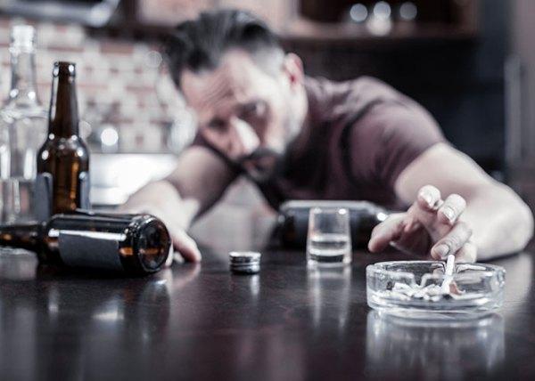 Les addictions Tabac - Alcool
