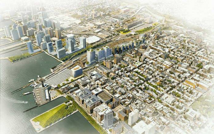 Hoboken Yard Redevelopment Plan 3