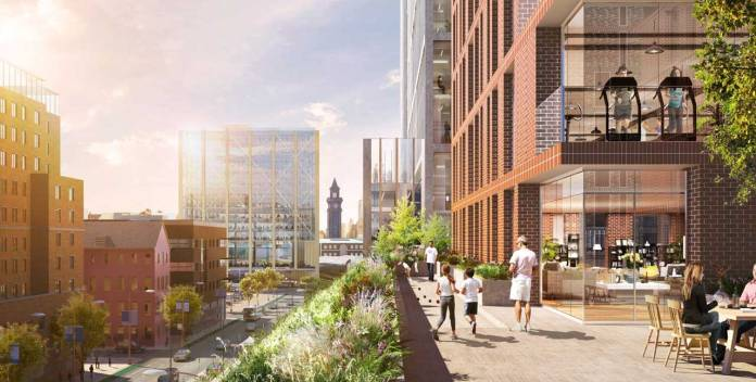 Hoboken Yard Redevelopment Plan 4