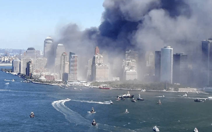 The Great Boatlift Of 911