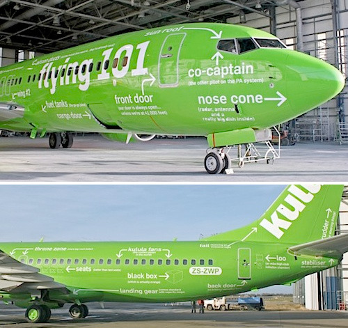 You get a great deal on kulula.com ...  your fourth wife will fly free!