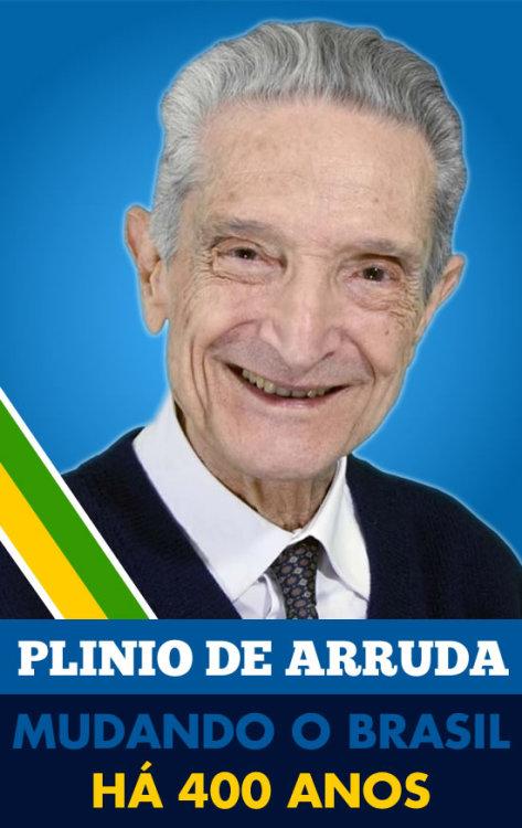 Plinio de Arruda: Mudando o Brasil há 400 anos
