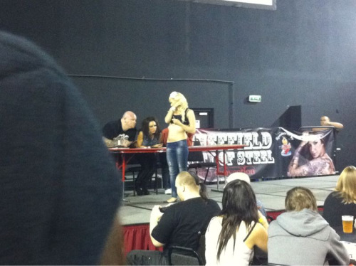 Get the fuck out of my life Jodie marsh. Sheffield convention rendered