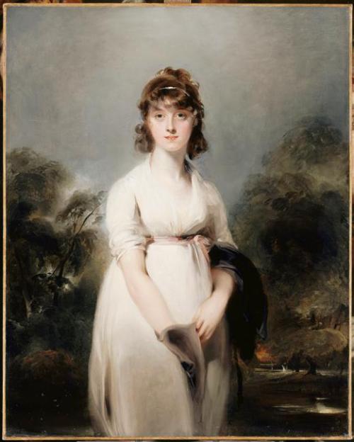 Resultado de imagen de mujer 1800 retrato