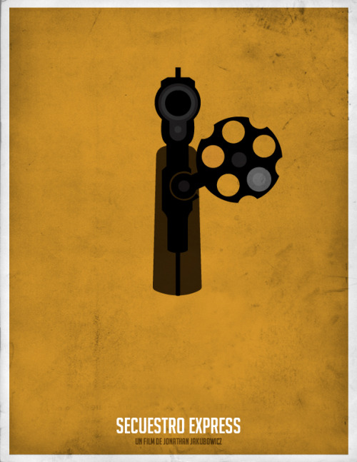 Secuestro Express - Minimal Movie Poster #cinevenezolano