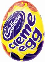 Looks like it's creme egg season again… damn you why do you have to be so tasty…. Heaven wrapped in foil!