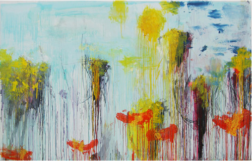 Lepanto (2001), Cy Twombly