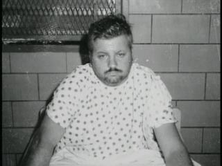 John Wayne Gacy em sua cela na prisão
