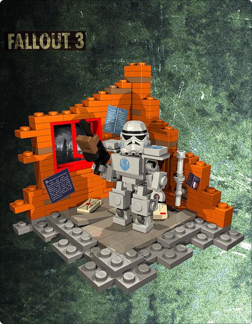 LEGO Fallout 3