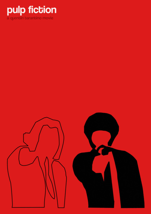 Pulp Fiction by Ross Campbell