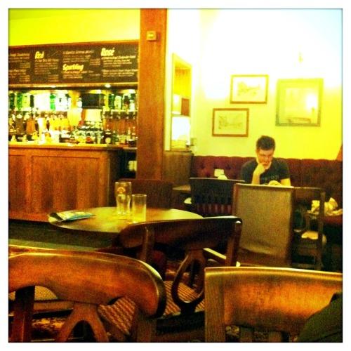 Man in Pub Paul Conneally 2011