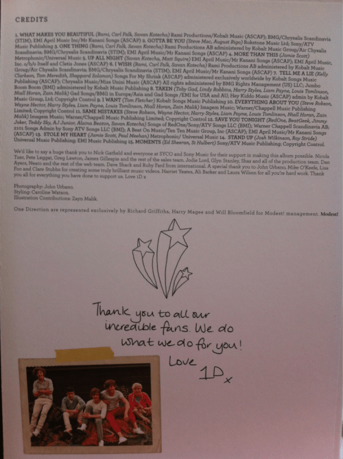 up all night limited yearbook edition - page 28