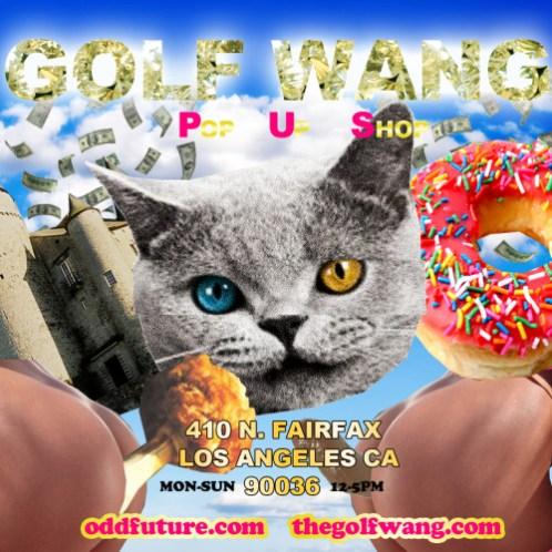 8979d3038459 Golf Wang Pop-Up Shop opening in L.A