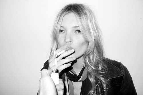 Kate Moss at my studio #5