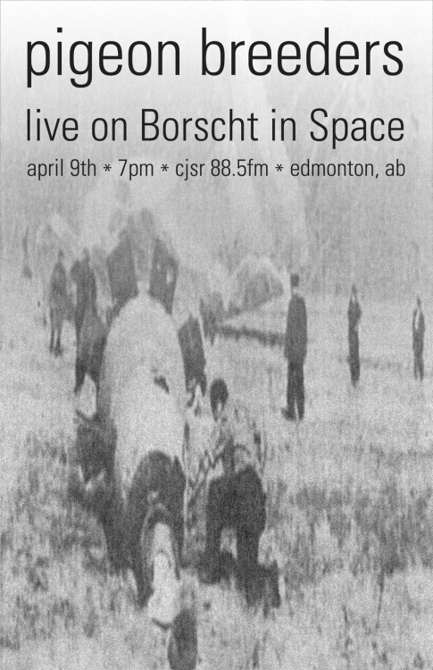 Pigeon Breeders on Borscht in Space!