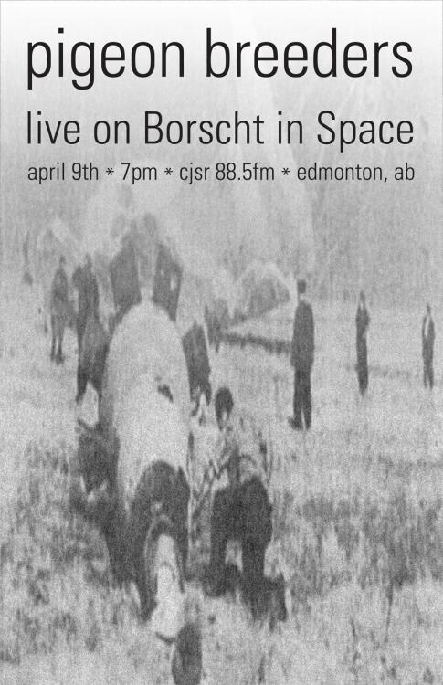 Pigeon Breeders on Borscht in Space!