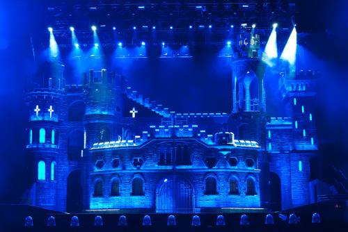 Lady Gaga's castle.