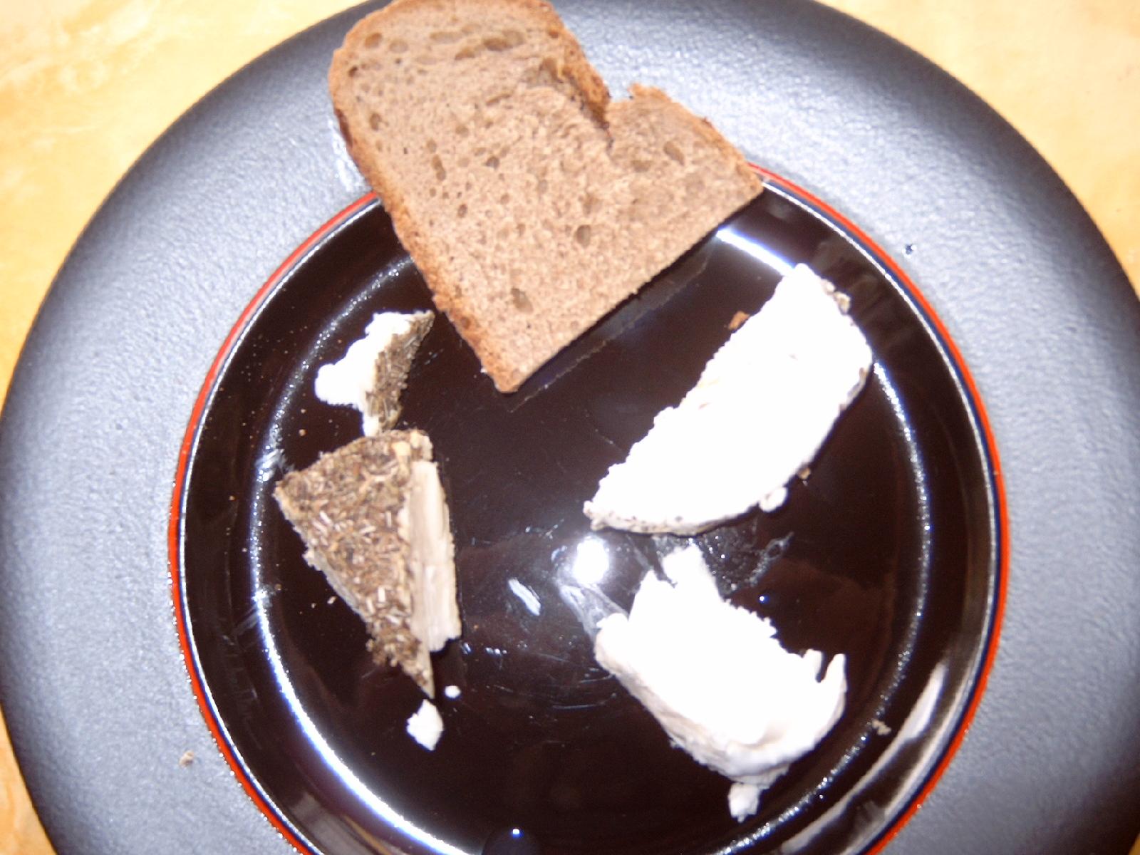 Mittagessen Käse