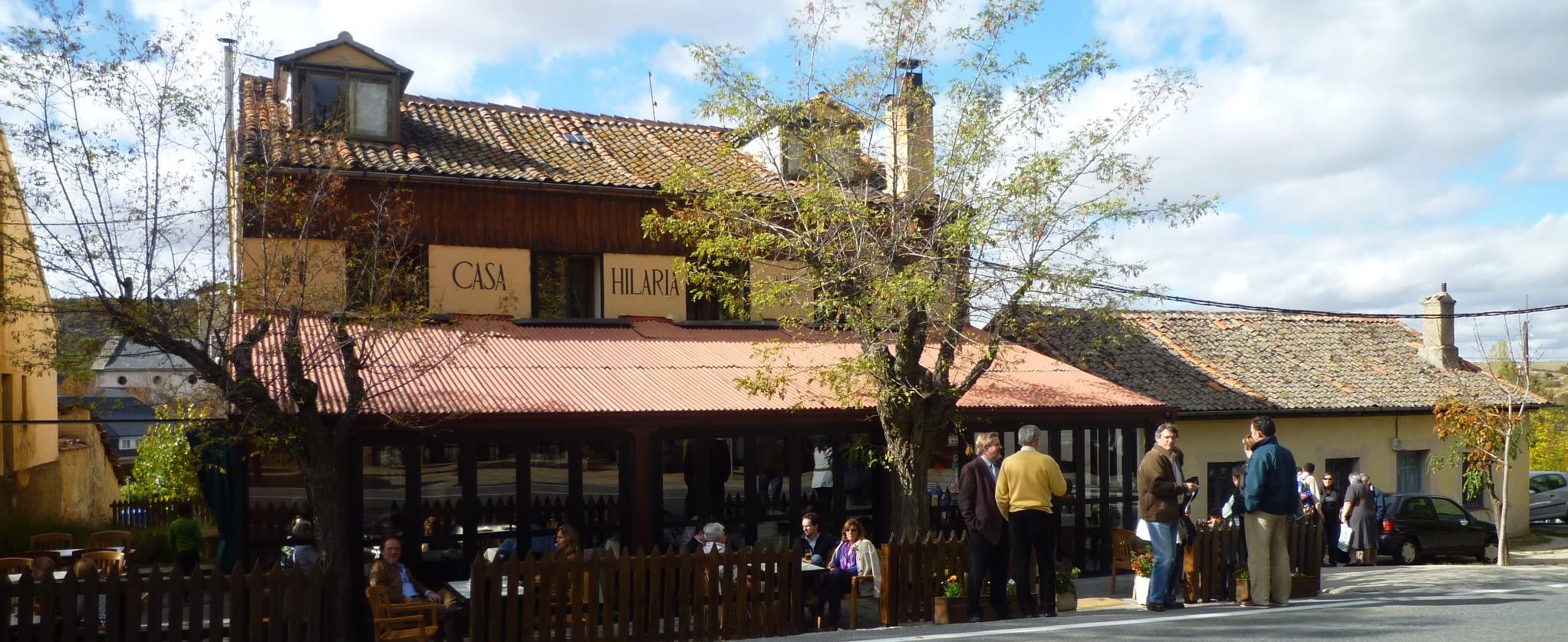 Ansicht Restaurante Hilaria
