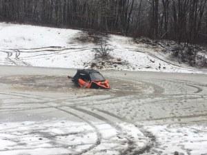 Thin Ice Warning Continues