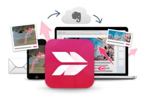 画像編集アプリ おすすめ skitch