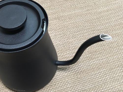 バルミューダ,電気ケトル,BALMUDA the Pod,コーヒー,ブルーボトルコーヒー,coffee