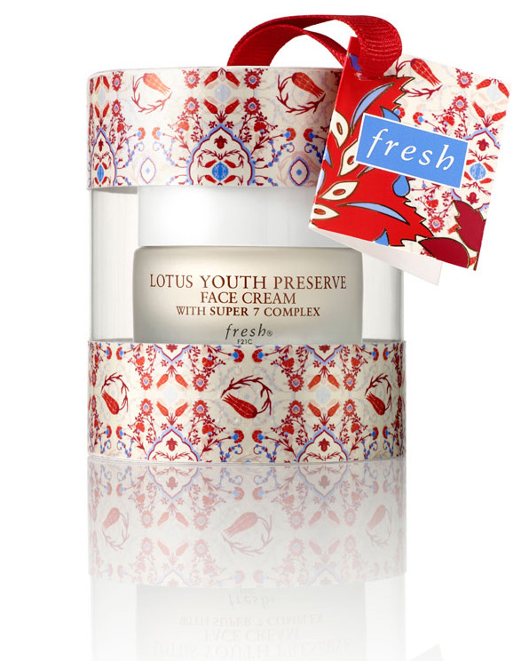 Fresh Lotus Youth Preserve Face Cream Hk