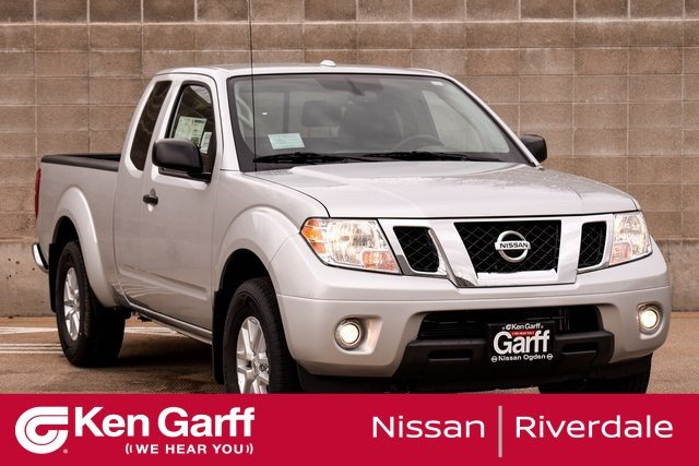 New 2018 Nissan Frontier SV V6 Extended Cab Pickup In