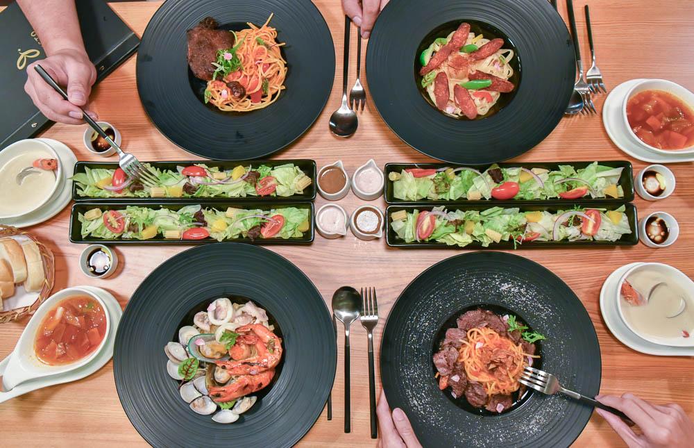 Gusto古司豆創藝料理:台中西屯區美食-慶祝節日新選擇,中西合璧的義式創意料理(已歇業)