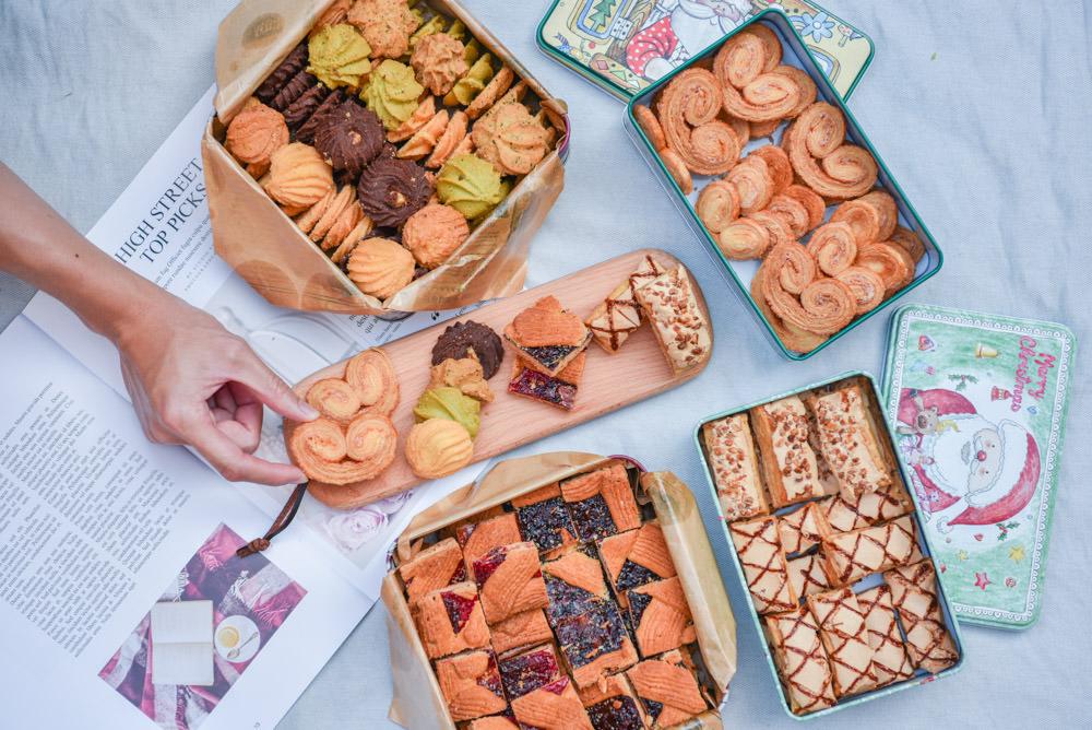 愛蜜手作烘焙坊:彰化宅配美食-手工餅乾,彌月/喜餅、中秋/聖誕精緻禮盒