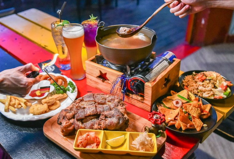 麥瑟德式手工啤酒餐廳:台中西區美食-多道特色餐點的餐酒館,消夜聊天喝酒好去處,適合團體包場開party!