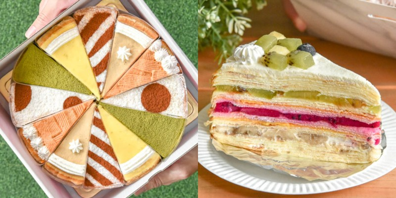 2度C NiGuo 逢甲店:台中西屯區美食-千層蛋糕推薦!超過15種口味的百元千層蛋糕,無添加且不甜膩,適合當伴手禮及生日蛋糕,另提供彌月蛋糕服務!