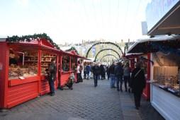 Les nouveaux chalets ont pris place à Nantes
