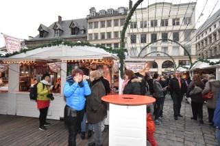 Marché de Noël de Rouen La tartiflette a connu un franc succès