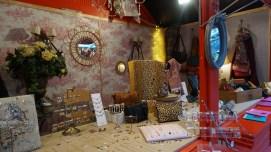 Bijoux et accessoires vendus sur le marché de Noël de Nantes