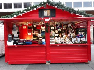 Accessoires pratiques et originaux au Marché de Noël