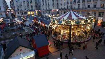 Le Grand Carrousel de la Place Royale
