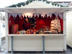 Artisan chocolatier au Village de Noël de Rennes