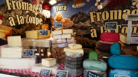 Fromages à la coupe