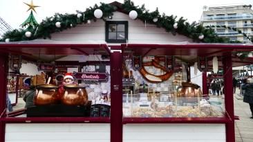 Vin chaud et bretzels, les incontournables du Marché de Noël