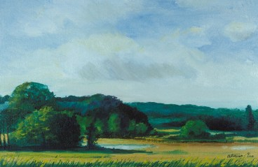 Summer Afternoon on the Marsh